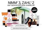 The Body Shop – 3 für 2 Aktion auf Gesichtspflege und Make-UP Produkte
