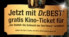 """2 Dr. Best Zahnbürsten kaufen und Kinokarte für """"Der Hobbit: Die Schlacht der fünf Heere (3D)"""" kostenlos erhalten"""