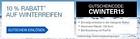 Ebay: 10 Prozent Rabatt auf Winterreifen