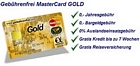 Dauerhaft gebührenfreie Mastercard + 50 Euro Prämie
