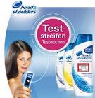 head&shoulders Testwochen Reloaded – 100% Cashback für Antischuppen-Shampoo