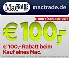 MacTrade: Bis zu 150 Euro Rabatt beim Kauf eines qualifizierten Macs