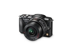 Panasonic Lumix DMC-GF5 Kit 14-42 mm schwarz (DMC-GF5X-K) Systemkamera