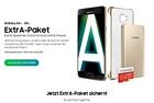 Samsung ExtrA-Paket – Galaxy A3 (2016) oder Galaxy A5 (2016) kaufen und Gratis-Zubehör erhalten