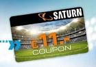 Saturn: Elfer für Alle – 11 Euro Coupon ab einem Einkaufswert von 100 Euro (online und offline)