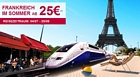 TGV Europe &#8211; Frankreich im Sommer ab 25 Euro