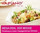 Telekom Mega-Deal der Woche – Kostenloses Hauptgerade bei VAPIANO für Telekom-Kunden