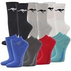 12 Paar KangaROOS Socken Sportsocken & Sneaker für Damen und Herren