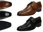 Fitters Footwear Cafe Moda Herren Business Leder Schuh Schnürer oder mit Schnalle
