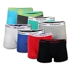 8er Pack Kappa Herren Boxershort in verschiedenen Farben und Größen
