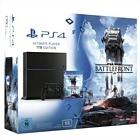 SONY PlayStation 4 Konsole 1TB CUH-1216B inkl. Star Wars Battlefront + Star Wars – Das Erwachen der Macht