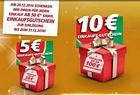 real: Am 20. Dezember 2014 einkaufen und ab 50 Euro einen Einkaufsgutschein zur Einlösung bis zum 31. Dezember erhalten