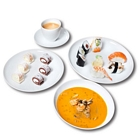 Villeroy&Boch Vivo Group 30-teiliges Kaffee- und Tafelservice für 6 Personen