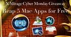 Kostenlos Mac App-Bundle: X-Mirage, iTunes Converter, W3capture, ClipBuddy, Audiobook Converter