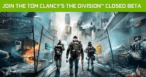 Kostenloser Beta-Zugang zu Tom Clancy's The Division