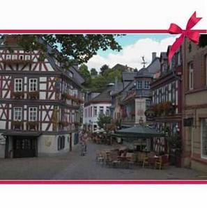Ebay-WOW: Gutschein für 2 Übernachtungen für 2 Personen im Taunus im 4 Sterne-carathotel Rheingau in Rüdesheim