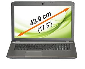 Medion Akoya E7225 MD98861 17,3 Zoll Notebook