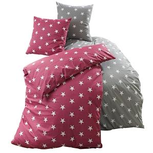 Bettbezug Schlafzimmer Bettwäschegarnitur Bettwäsche (Kissen + Bettbezug)