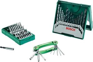 Bosch 41tlg. Bohrer- und Bitet inkl. Stiftschlüsselsatz