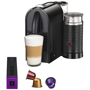 DELONGHI Nespresso Umilk EN 210 BAE + gratis Kaffeepakete