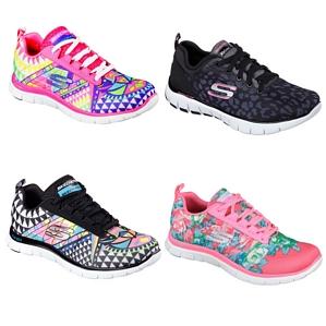 SKECHERS Damen Sneaker Turnschuh diverse Modelle