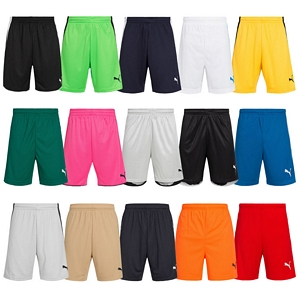 PUMA Herren Shorts Fussball Fitness Sport Shorts kurze Hose