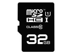 Emtec microSDHC 32GB Speicherkarte Klasse 10 inkl. SD-Adapter (ECMSDM32GHC10)