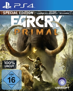 Far Cry Primal – Special Edition für die Playstation 4 (Vorbestellung)