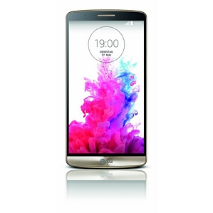 LG G3 D855 16GB Gold Android Smartphone 13 Megapixel 5,5 Zoll