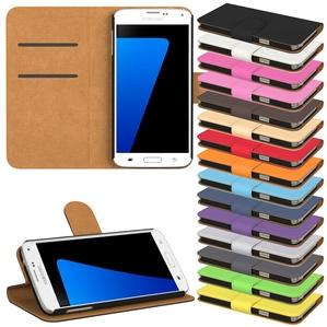 Handy Tasche für Samsung Galaxy Flip Cover Case Schutz Hülle