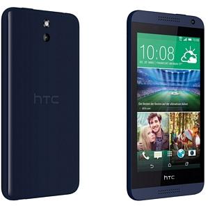 HTC Desire 610 Android Smartphone (blau)