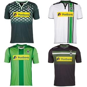 Borussia Mönchengladbach Kappa Trikot BMG