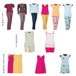 Mexx Damen Nachtwäsche Pyjama/Nachthemd verschiedene Modelle