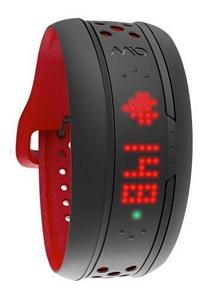 Mio FUSE Activity- und Schlaf-Tracker mit Herzfrequenzmessung