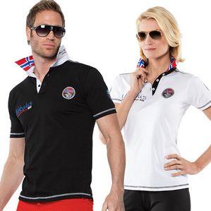 Nebulus Benter Poloshirt für Damen und Herren