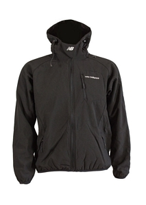 New Balance Tech Windbreaker in Schwarz