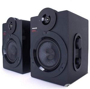 Philips BTS5000G/10 S5X Kabellose Studio-Lautsprecher mit Bluetooth