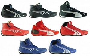 PUMA Kart-Schuhe Unisex Sneaker Schuhe Motorsport-Schuh