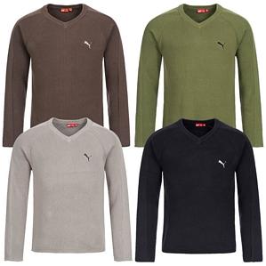 PUMA Herren Casual Freizeit Sweatshirt (Größe S – L)