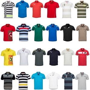 PUMA Herren Polo-Shirt Freizeitshirts