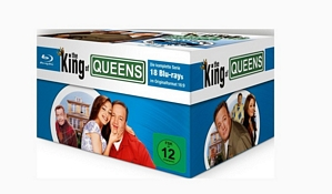 The King of Queens in HD – Superbox [Blu-ray]