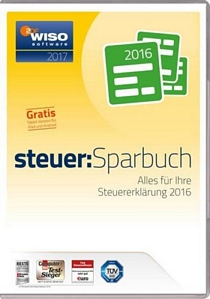 WISO steuer-Sparbuch 2017 CD-ROM