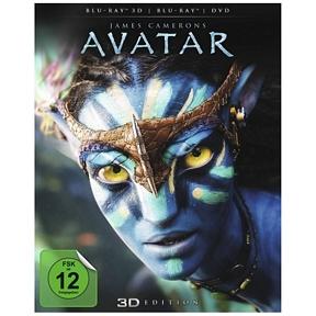 Amazon: Zwei 3D-Blu-rays kaufen, 10 Euro sparen